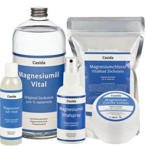 Magnesiumöl für einen besseren Schlaf