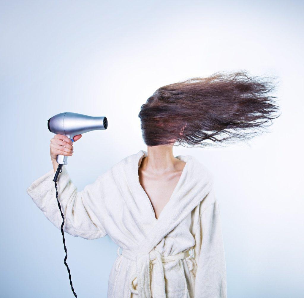 Magnesiumöl für die Haare